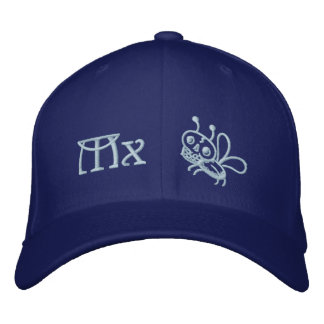 Colors of Goo Death Moth Hat Embroidered Cap