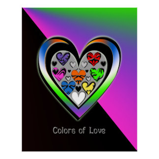 Colors of Love Poster