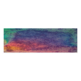 Colors of opal texture business cards