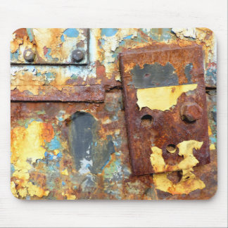 Colors of Rust 01.o.1, ROSTart Mouse Mat