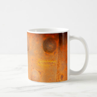 Colors of Rust 02/Rust-Art Coffee Mug
