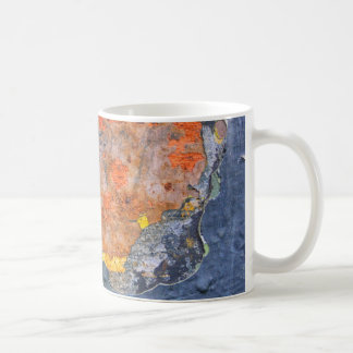 Colors of Rust 065, Rust-Art Coffee Mug