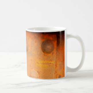 Colors of Rust 07.2, Rust-Art Coffee Mug