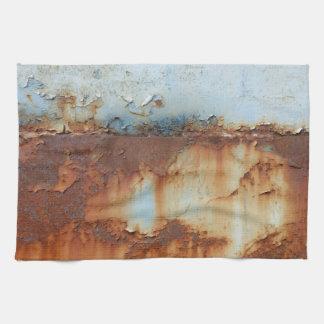 Colors of Rust_756, Rust-Art 2.5 Tea Towel