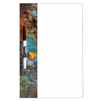 Colors of Rust / Rost-Art Dry-Erase Whiteboard