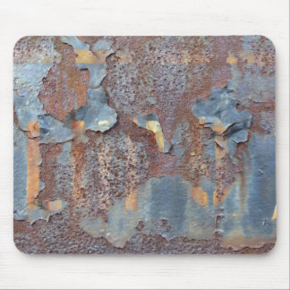 Colors of Rust, Typo Rust-Art Mouse Pad