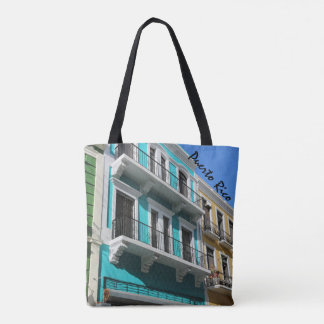 Colors of San Juan Tote Bag