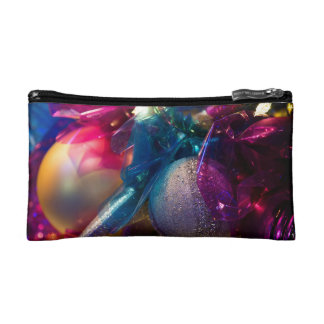 Colors of the Holidays - cosmetic bag