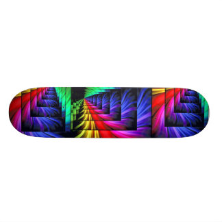 Colors of the mind_ skateboards