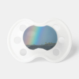 Colors of the Rainbow Baby Pacifiers