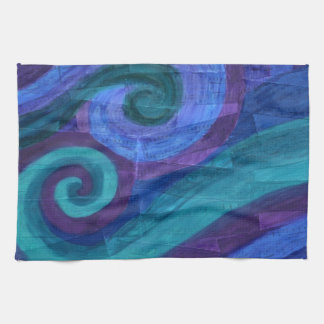 Colors of the Wind Kitchen Towels