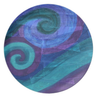 Colors of the Wind Dinner Plate