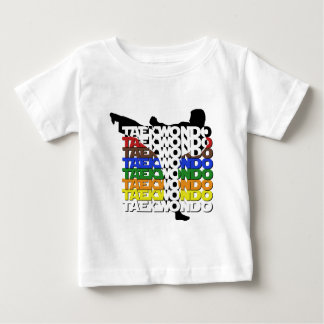 Colors Of TKD Baby T-Shirt
