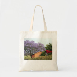 Colors Of Up Country Maui Budget Tote Bag