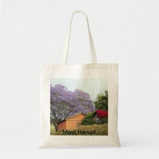 Colors of Upcountry...Maui Hawaii Budget Tote Bag