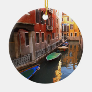 Colors of Venice, Italy Christmas Ornament