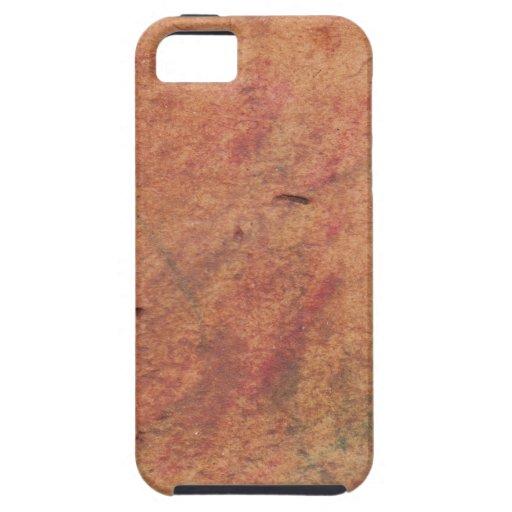 Colors Parchment iPhone 5 Case