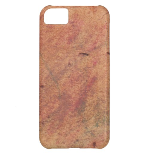 Colors Parchment Cover For iPhone 5C