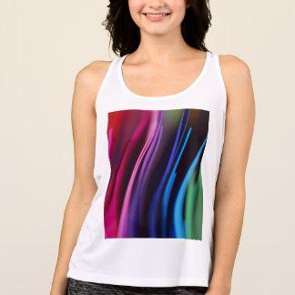 Colors Women's New Balance Workout Tank Top, White