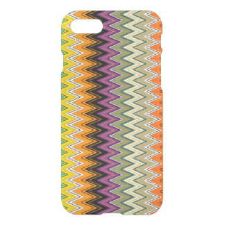 Colors zigzag iPhone 7 | Bohemian style iPhone 7 Case