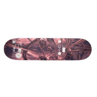 colorswirl, CODYBUCKHOLZ, ZERO, TOLERANCE 21.6 Cm Skateboard Deck