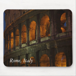 coloseum, Rome, Italy Mouse Pad