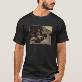 Colossal Figures, Abu Sunbul, Egypt T-Shirt