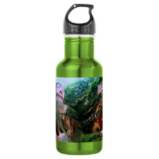 Colossal Le Shan Buddha 532 Ml Water Bottle