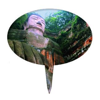 Colossal Le Shan Buddha Cake Pick