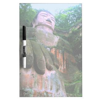 Colossal Le Shan Buddha Dry-Erase Whiteboard