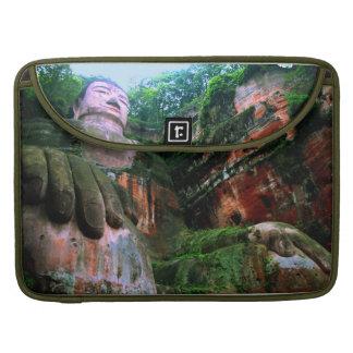 Colossal Le Shan Buddha MacBook Pro Sleeves