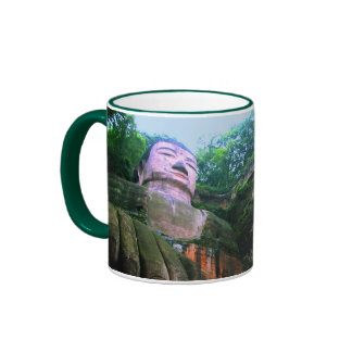 Colossal Le Shan Buddha Mugs