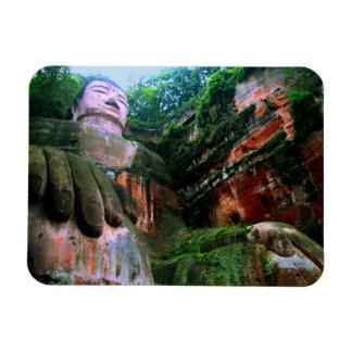 Colossal Le Shan Buddha Vinyl Magnets