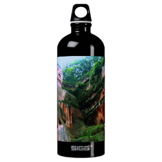 Colossal Le Shan Buddha SIGG Traveller 1.0L Water Bottle
