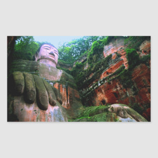 Colossal Le Shan Buddha Stickers