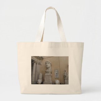Colossal statue of Constantine Tote Bag