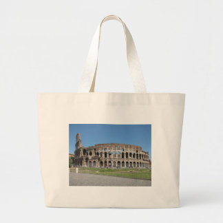 Colosseo in Rome Canvas Bag