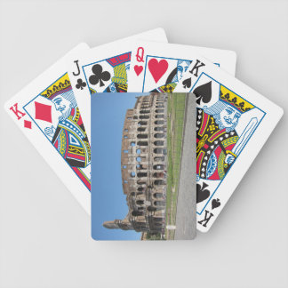 Colosseo in Rome Bicycle Playing Cards