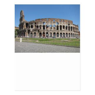 Colosseo in Rome ポストカード