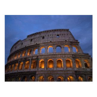 Colosseo Postcard