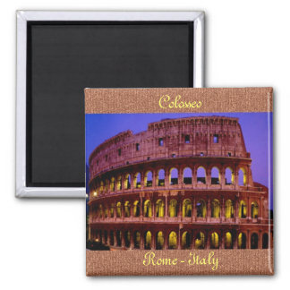 Colosseo (Rome) Refrigerator Magnet