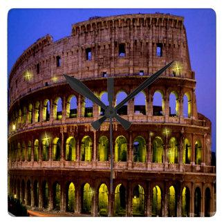 Colosseo (Rome) Wallclocks