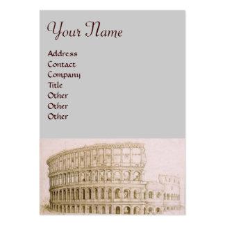 COLOSSEUM / Architecture Business Card Templates