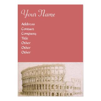 COLOSSEUM BUSINESS CARD