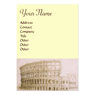 COLOSSEUM BUSINESS CARD TEMPLATE