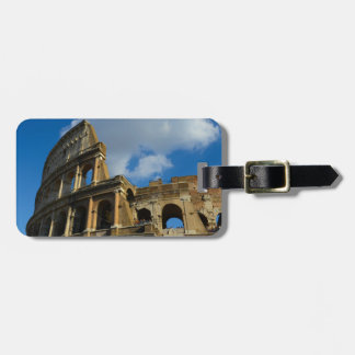 Colosseum in Rome, Italy Luggage Tag
