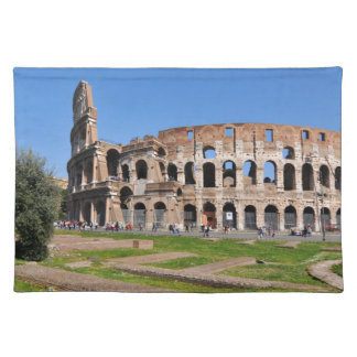 Colosseum in Rome, Italy Placemat