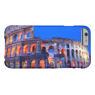Colosseum Rome iPhone 6/6s Barely There iPhone 6 Case