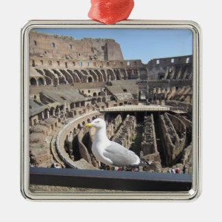 Colosseum, Rome, Italy Christmas Ornament