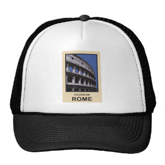 Colosseum Rome Italy Hats